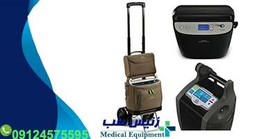 فروش دستگاه اکسیژن ساز قابل حمل