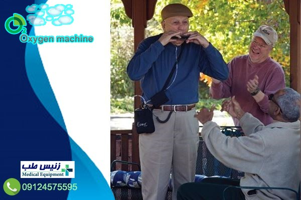 اکسیژن ساز قابل حمل ایرانی