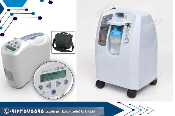 مدل دستگاه اکسیژن ساز