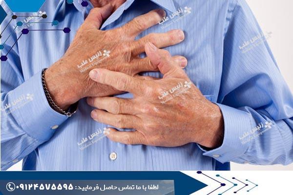 دستگاه اکسیژن ساز برای بیماران قلبی